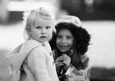child portrait of siblings from lifestyle shoot